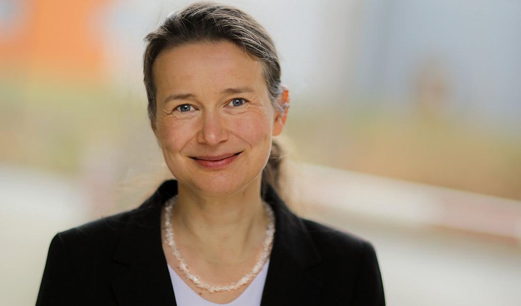 Frau Dr. rer. medic. Katrin Mehnert
