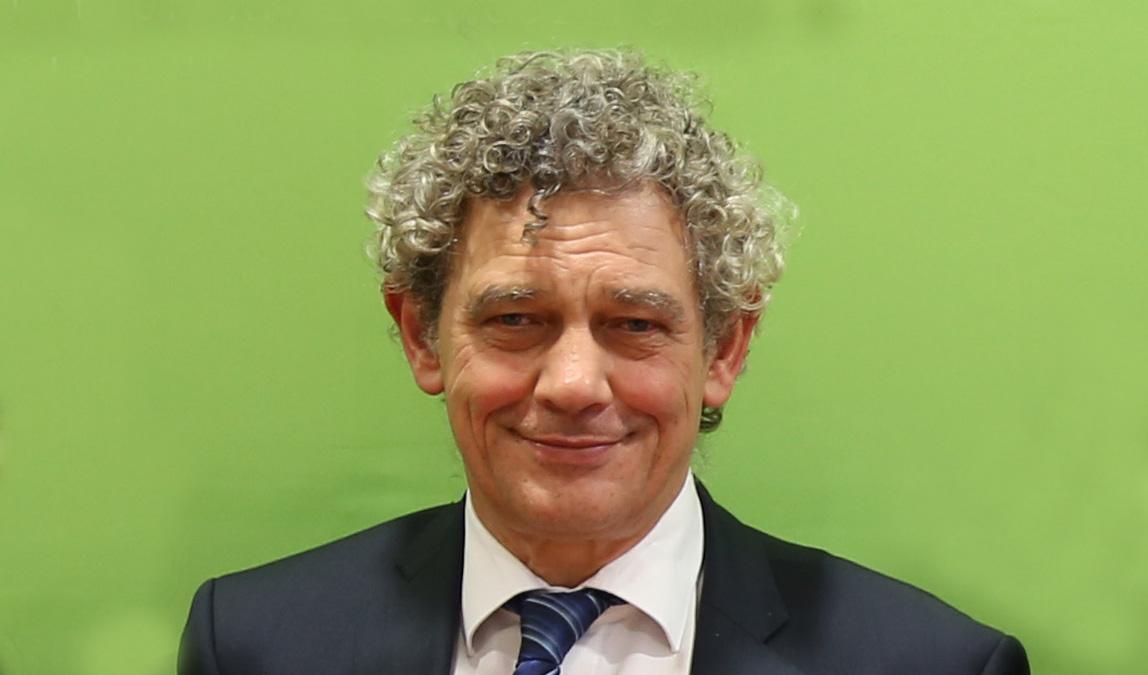 Prof. Dr. Friedrich Albrecht, Rektor