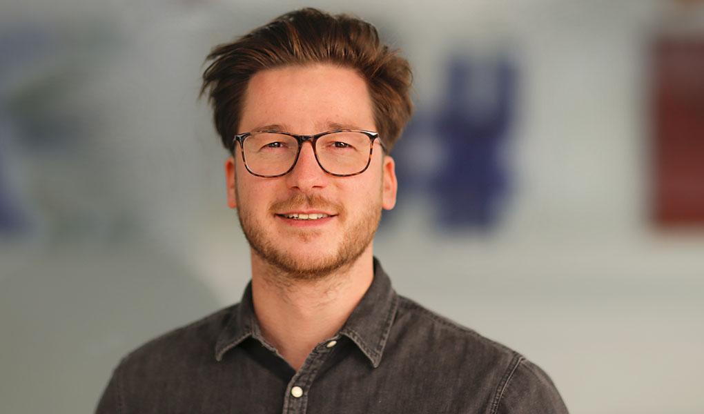 Personalfoto Sepp Härtel