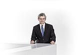 Pressefoto: Rektor Friedrich Albrecht