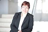Kanzlerin der HSZG Karin Hollstein