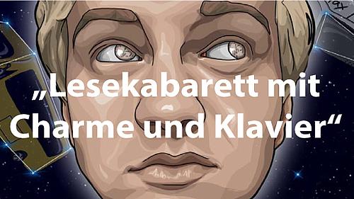 Lesekabarett mit dem Nachwuchskünstler Max-Walter Weise