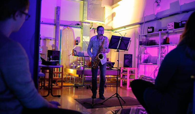 Der Dezember wird dann überwiegend Jazz-Balladen zu Gehör bringen