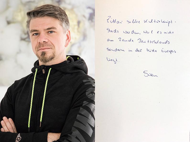 Sven Müller, Stabsstelle Öffentlichkeitsarbeit