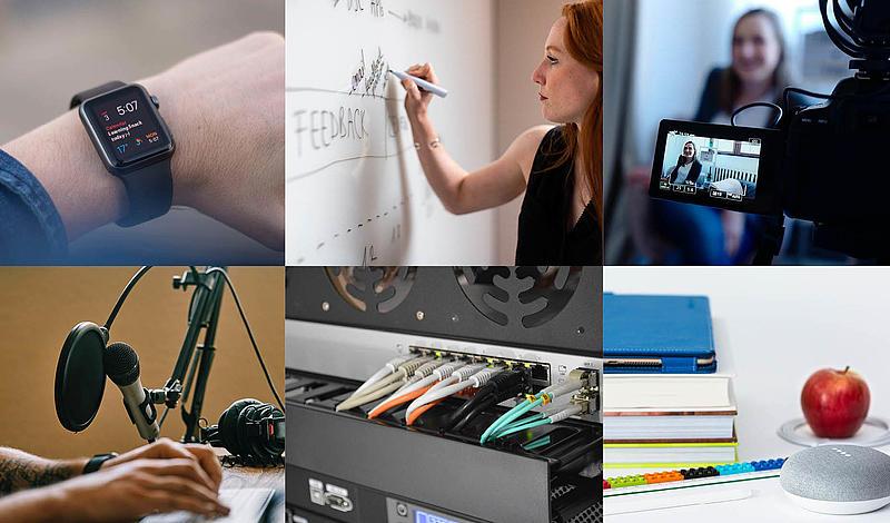 Digitale Lehre an der HSZG