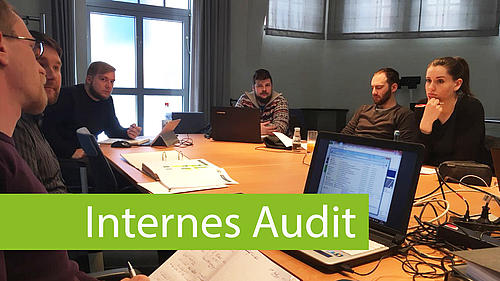 HSZG-Studierende führen interne Energieaudits für die Stadtwerke Zittau GmbH durch