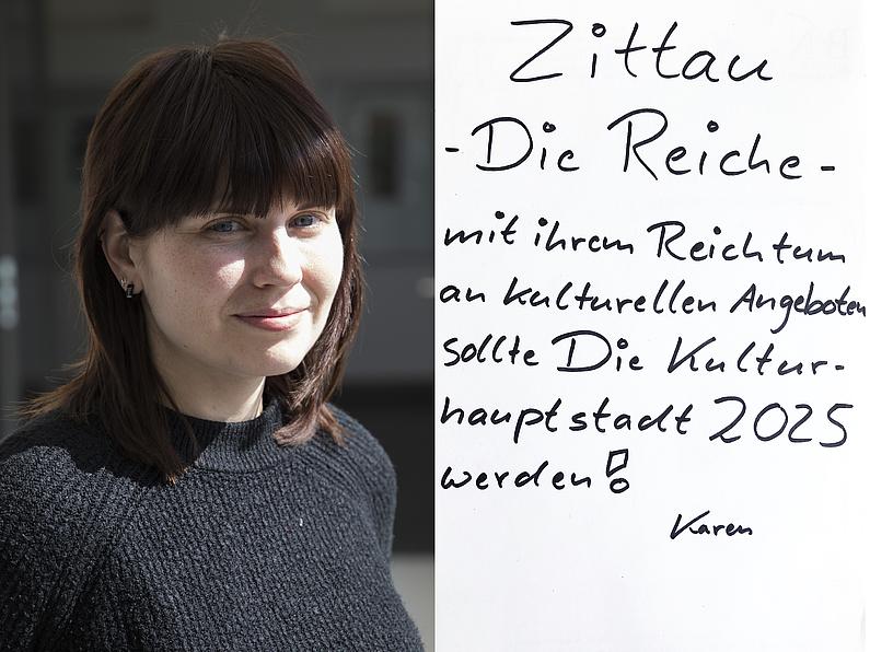 M.Sc. Karen Kobelt, Fakultät Natur- und Umweltwissenschaften