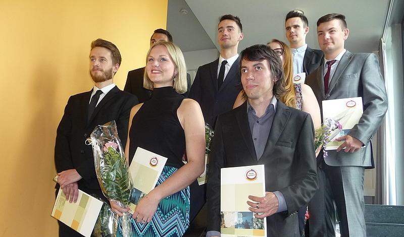 Feierliche Verabschiedung der Absolventen des Studienganges Informations- und Kommunikationsmanagement