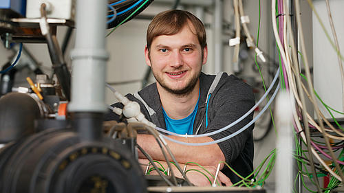 Der dreisemestrige Masterstudiengang an der Fakultät Maschinenwesen startet ab dem Sommersemester 2016