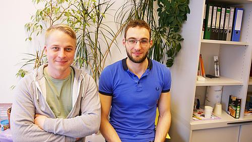 Am Standort Zittau finden ab heute Lerntreffs von Studierenden für Studierende statt
