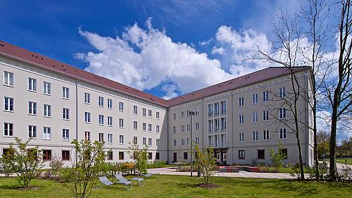 Von Einzelapartments über XL-WGs - Die Wohnheime des Studentenwerks Dresden bieten Wohnraum, der passt