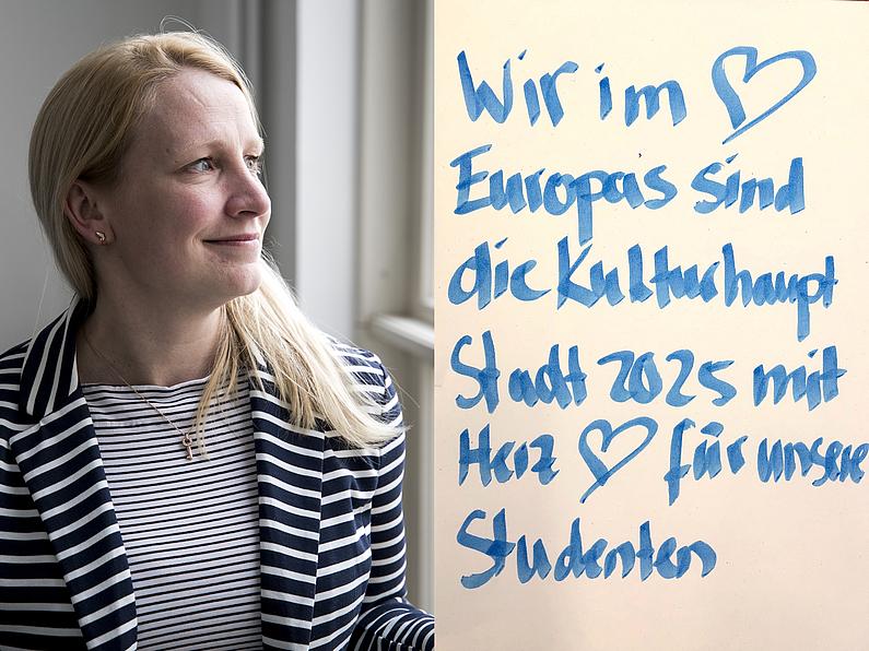 Dipl.-Wirtsch.-Ing. Kerstin Korb, Rektorat