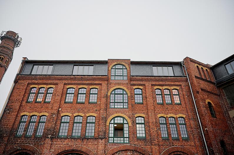 Schönes Gebäude...