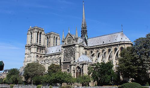 HSZG-Studierende können auch in Paris Erfahrungen sammeln.