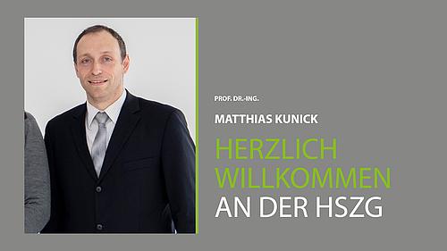 Prof. Dr.-Ing. Matthias Kunick