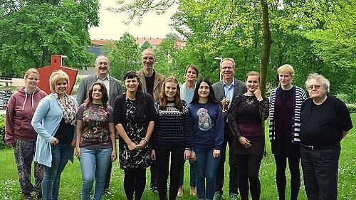 "Austauschprojekt ""Students For Exchange"" an der Fakultät Sozialwissenschaften, Studiengang Heilpädagogik/Incl. Studies"