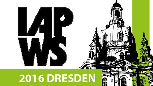 Das Deutsche Nationale Komitee der IAPWS lädt zur internationalen Konferenz nach Dresden