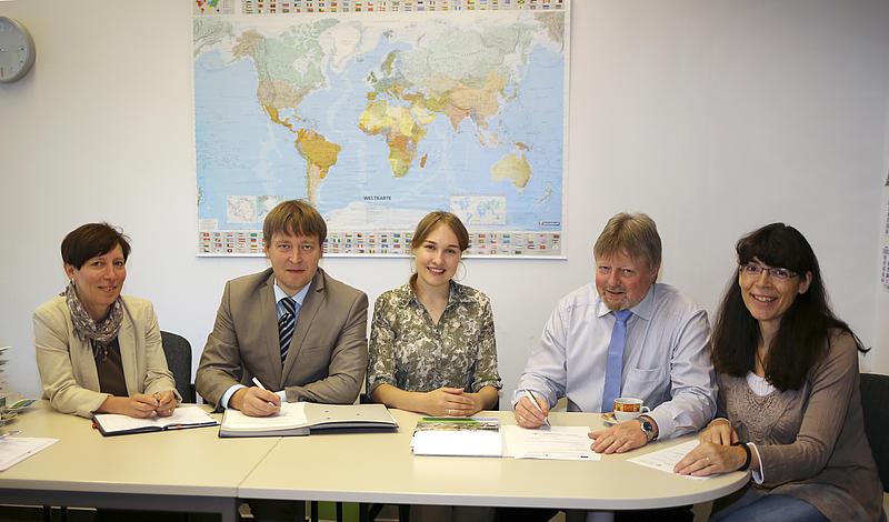 Kooperationspartner aus Kostroma/Russische Föderation zu Gast an der Hochschule Zittau/Görlitz