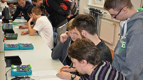 """Internationale Teams trainieren für die Endrunde der """"NEISSE-ELEKTRO"""""""