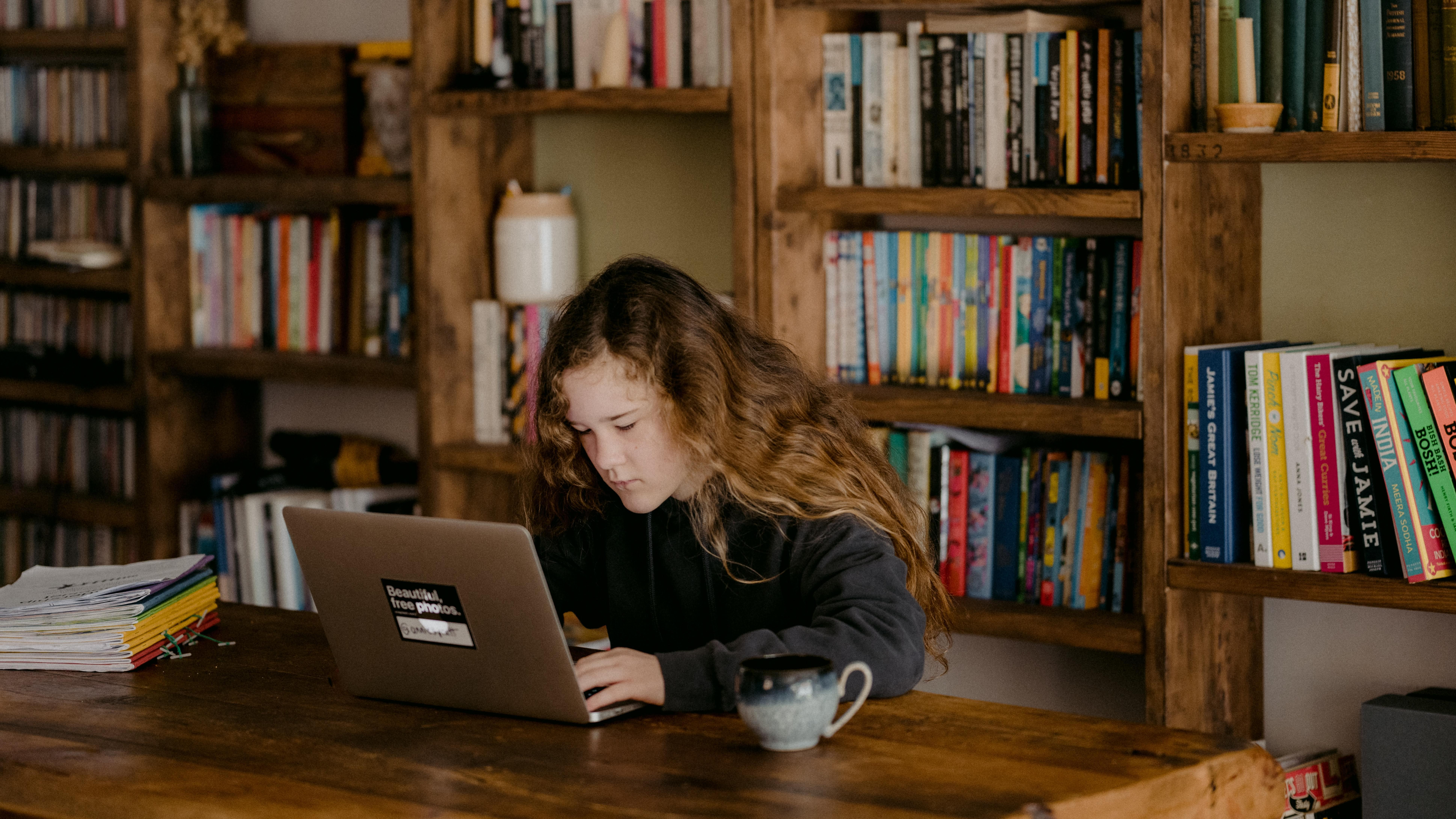 Für die Schüler*innen war die Online-Veranstaltung ein Ausflug in die Zukunft.
