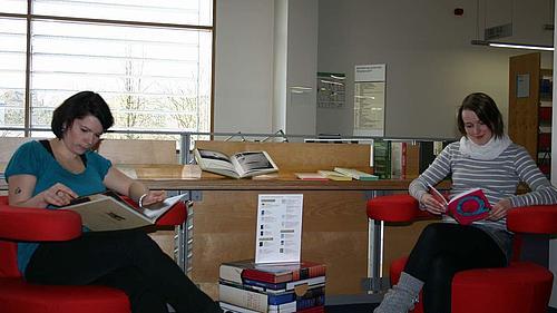 Die Hochschulbibliothek Zittau ist ein exklusiver Ausstellungsort der schönsten deutschen Bücher 2014