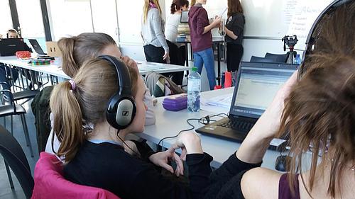 Medienprojekttage für Schülerinnen und Schüler des Augustum-Annen-Gymnasiums Görlitz