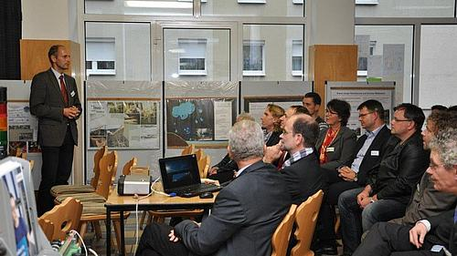 Bilanz aus einem halben Jahr: Zusammenarbeit mit der HSZG? - Beispiele aus der Praxis
