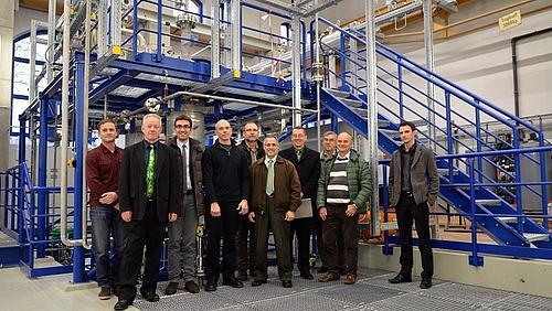 IPM im internationalen Erfahrungsaustausch zu Projektthemen auf dem Gebiet der nuklearen Sicherheitsforschung