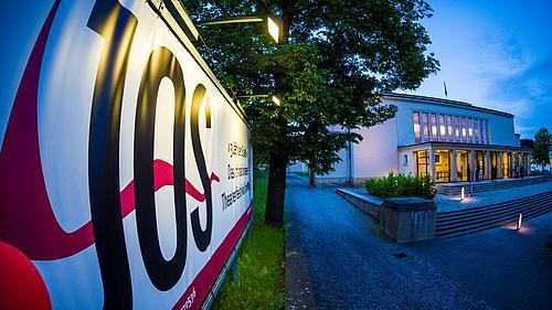 Ende Mai findet das 5. Internationale Theaterfestival im Dreiländereck am Gerhart-Hauptmann-Theater Zittau statt