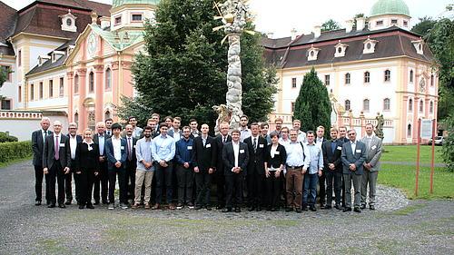 Das Fachgebiet Hochspannungstechnik lud wissenschaftliche Mitarbeiter und Professoren zum Austausch nach St. Marienthal ein