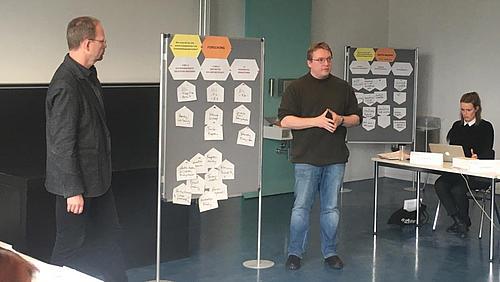 Führungskräfte der HSZG konnten sich bei einem Auftaktworkshop im Januar auf gemeinsame Ziele einigen