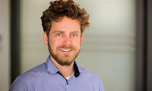 Standortmanager für Saxony5 Dipl.-Ing. Martin Kunack