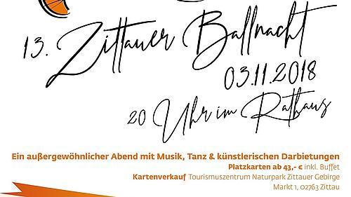 13. Zittauer Ballnacht