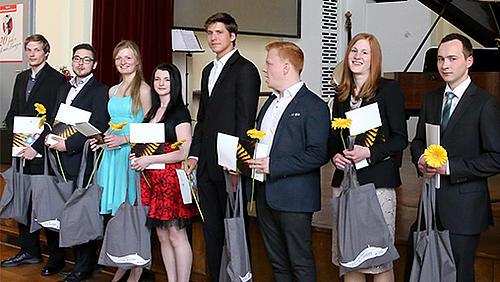 Zittauer Studentinnen schließen Maschinenbaustudium mit Auszeichnung ab