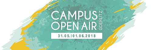 Campus Open Air 2018.