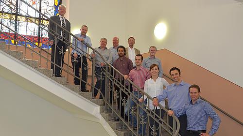 IPM richtet Projekttreffen an der Hochschule Zittau/Görlitz aus