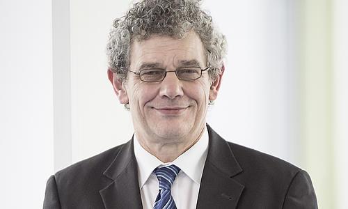 Rektor Prof. Dr. phil. Friedrich Albrecht