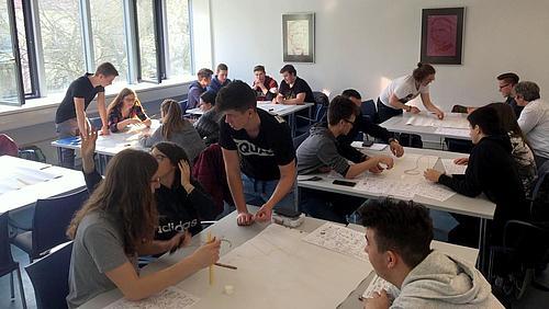 Ziel ist, dass sich gut ausgebildete Abiturienten für ein Engagement in ihrer Region begeistern lassen
